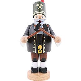Räuchermännchen Bergmann mit Hammer und Schlägel - 20 cm