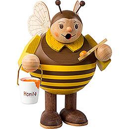 Räuchermännchen Biene - Kugelrauchfigur - 15 cm