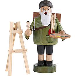 Räuchermännchen Künstler - 18 cm