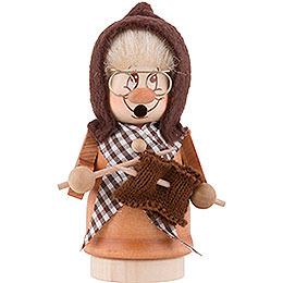 Räuchermännchen Miniwichtel Oma - 13 cm