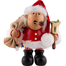 Räuchermännchen Moppel Weihnachtsmann - 32 cm
