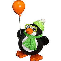 Räuchermännchen Pinguin - Kugelräucherfigur - 12 cm