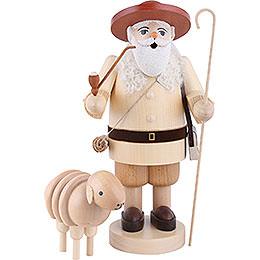 Räuchermännchen Schäfer mit Schaf - 34 cm