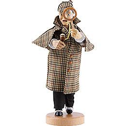 Räuchermännchen Sherlock Holmes - 21 cm