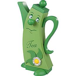 Räuchermännchen Teekanne - 21 cm