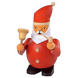 Räuchermännchen Weihnachtsmann - 12 cm