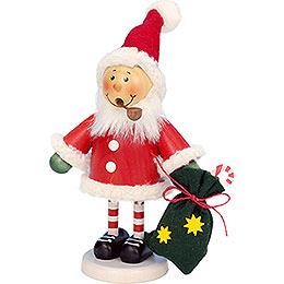 Räuchermännchen Weihnachtsmann - 16 cm