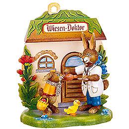 Rabbit Doctor - 12 cm / 5 inch