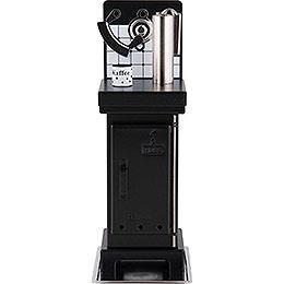 Räucherkerzenofen - Der Klassiker schwarz - 19 cm