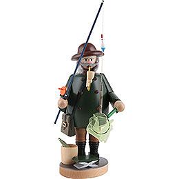 Räuchermännchen Angler - 29 cm