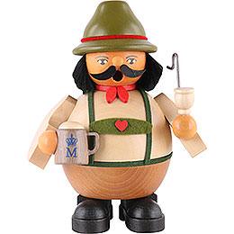 Räuchermännchen Bayer auf dem Oktoberfest - 18 cm