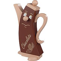 Räuchermännchen Chocolate - 21 cm