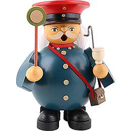 Räuchermännchen Eisenbahner - 14 cm