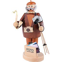 Räuchermännchen Fotograf - 20 cm