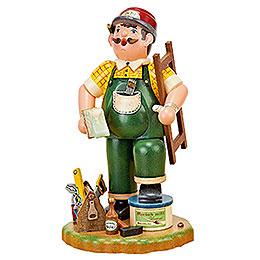 Räuchermännchen Heimwerker - 21 cm