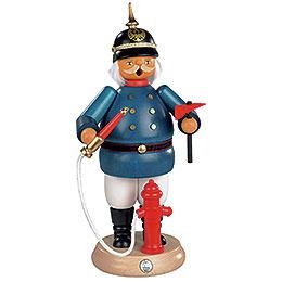Räuchermännchen Historischer Feuerwehrmann - 25 cm