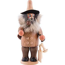 Räuchermännchen Holzwarenhändler - 24,5 cm