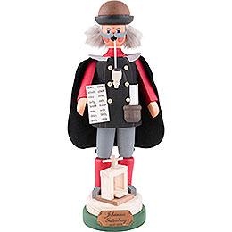 Räuchermännchen Johannes Gutenberg - 26,5 cm