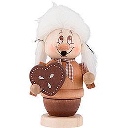 Räuchermännchen Miniwichtel Gretel - 12,5 cm