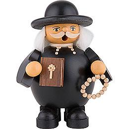 Räuchermännchen Pfarrer evangelisch - 14 cm