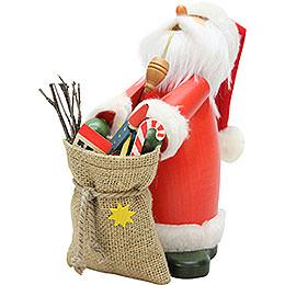 Räuchermännchen Schlafmütze Weihnachtsmann - 18 cm
