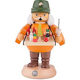 Räuchermännchen Spielwarenverkäufer - 18 cm