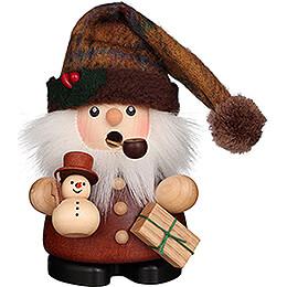 Räuchermännchen Weihnachtsmann - 10,5 cm