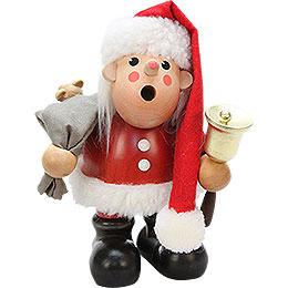 Räuchermännchen Weihnachtsmann - 17,5 cm