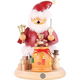 Räuchermännchen Weihnachtsmann - 18 cm
