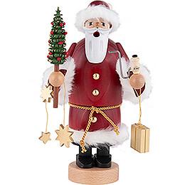 Räuchermännchen Weihnachtsmann - 21 cm