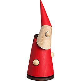 Räuchermännchen Weihnachtsmann farbig - 22 cm