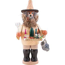 Räuchermännchen Weinhändler - 26 cm