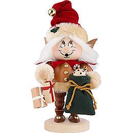 Räuchermännchen Wichtel Weihnachtselfe - 31,5 cm