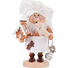 Räuchermännchen Wichtel Zuckerbäcker - 28,5 cm