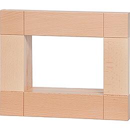 Rahmen für Kantenhocker, natur - 33 cm