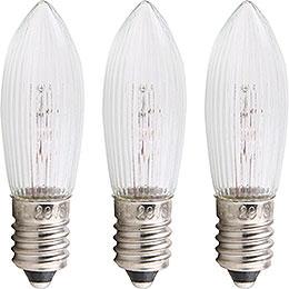 Rippled Bulb - E10 Socket - 34V/3W