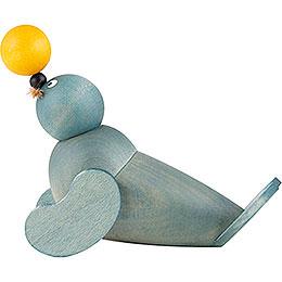 Robbinie mit gelben Ball - 6,5 cm