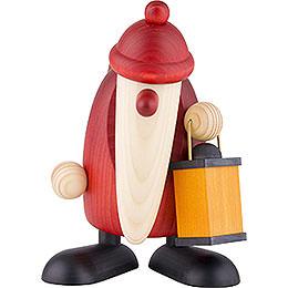 Santa Claus with Lantern - 19 cm / 7.5 inch