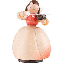 Schaarschmidt Engel mit Geige - 4 cm