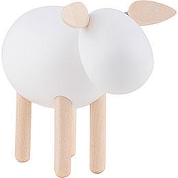 Schaf stehend - weiß - KAVEX-Krippe - 6,5 cm