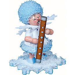 Schneeflöckchen mit Fagott - 5 cm