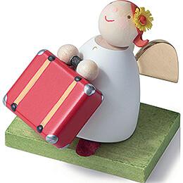 Schutzengel mit Koffer - 3,5 cm