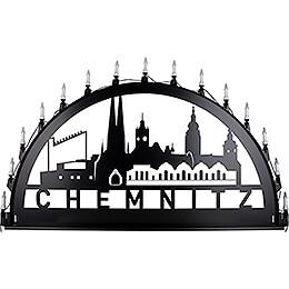 Schwibbogen für Außen Chemnitz - 100-300 cm