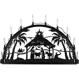 Schwibbogen für Außen Christi Geburt - 100-300 cm