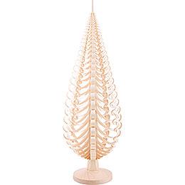 Seiffen Wood Chip Tree - 80 cm / 31.5 inch