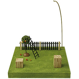 Setting at the Orchard - 28 cm / 11 inch