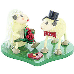 Sheep Bridal Pair
