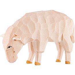Sheep grazing - 2,8 cm / 1.1 inch