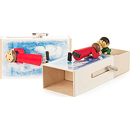 Slide Box - »Romantic Box«  - 6 cm / 2.4 inch