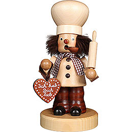 Smoker - Baker Natural - 21 cm / 8.3 inch